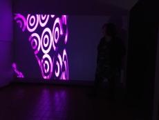 Immateriaalisia sommitelmia, Varkauden taidemuseo, 2017