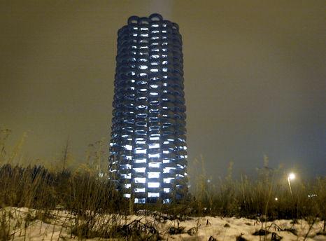 valtatien torni kainuun sanomat 2012