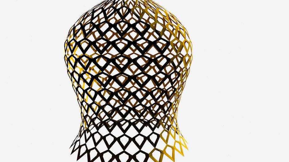 Hahmo, 3D- piirustus, v. 2017